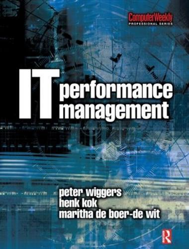 IT Performance Management (Hardback)