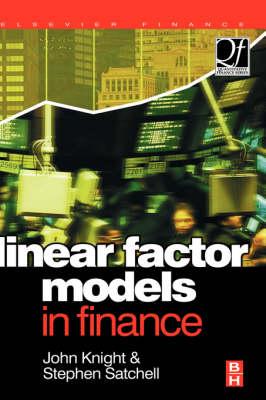 Linear Factor Models in Finance - Quantitative Finance (Hardback)