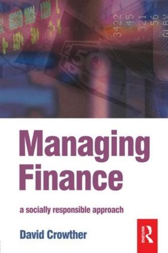 Managing Finance (Paperback)