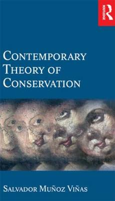 Contemporary Theory of Conservation (Paperback)