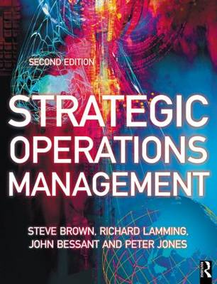 Strategic Operations Management (Paperback)
