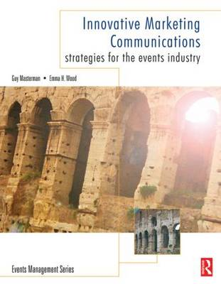 Innovative Marketing Communications - Events Management (Paperback)