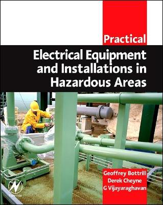 Practical Electrical Equipment and Installations in Hazardous Areas (Paperback)