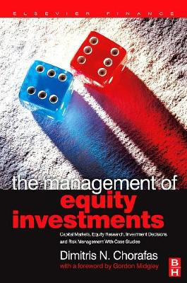 The Management of Equity Investments (Hardback)