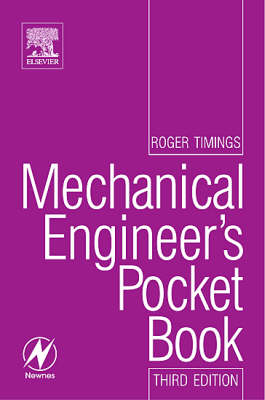 Mechanical Engineer's Pocket Book - Newnes Pocket Books (Paperback)