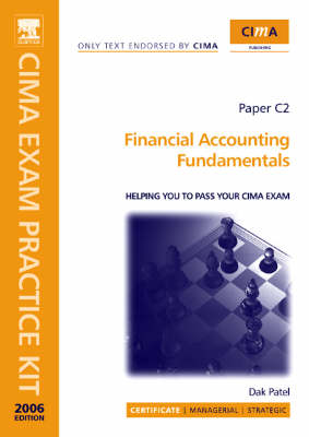 Financial Accounting Fundamentals: C2 - CIMA Official Exam Practice Kit (Paperback)