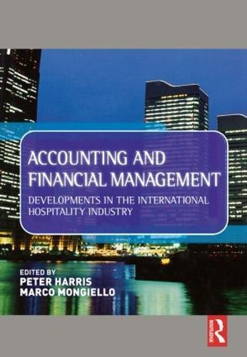 Accounting and Financial Management (Hardback)