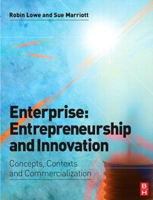 Enterprise: Entrepreneurship and Innovation (Paperback)