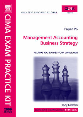 CIMA Exam Practice Kit Management Accounting Business Strategy (Paperback)