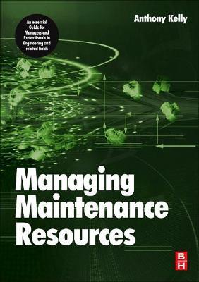 Managing Maintenance Resources (Paperback)