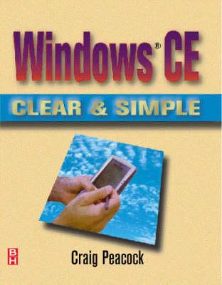 Windows CE - Clear & simple (Paperback)