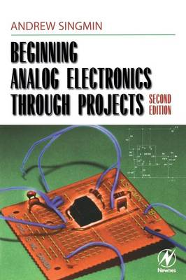 Beginning Analog Electronics through Projects (Paperback)