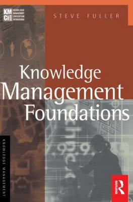 Knowledge Management Foundations (Paperback)