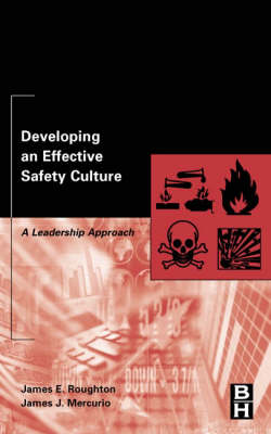 Developing an Effective Safety Culture: A Leadership Approach (Hardback)