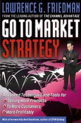 Go To Market Strategy (Hardback)