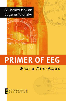 Primer of EEG: With A Mini-Atlas (Paperback)