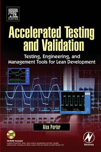 Accelerated Testing and Validation (Paperback)