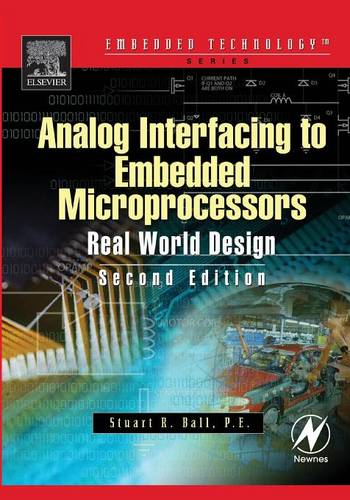 Analog Interfacing to Embedded Microprocessor Systems (Paperback)