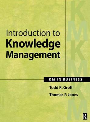 Introduction to Knowledge Management (Paperback)