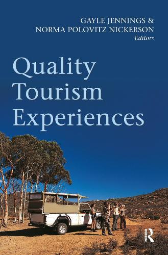 Quality Tourism Experiences (Hardback)