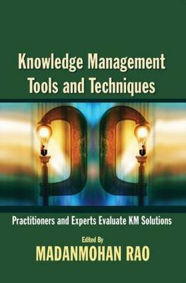 Knowledge Management Tools and Techniques (Paperback)