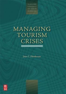 Managing Tourism Crises (Paperback)