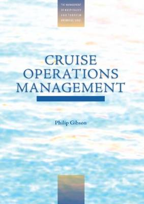 Cruise Operations Management (Paperback)
