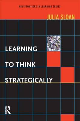 Learning to Think Strategically (Paperback)