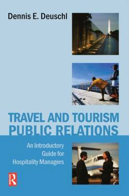 Travel and Tourism Public Relations (Paperback)