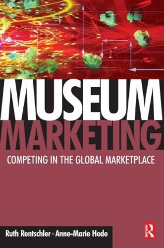 Museum Marketing (Paperback)