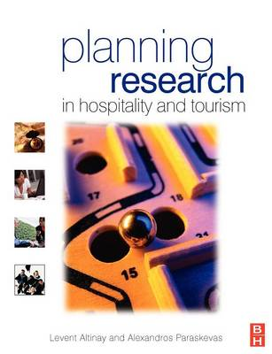Planning Research in Hospitality & Tourism (Paperback)