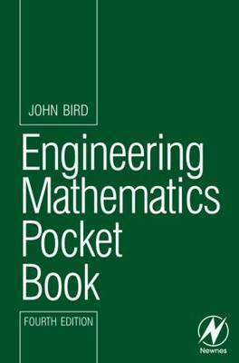 Engineering Mathematics Pocket Book, 4th ed - Routledge Pocket Books (Paperback)
