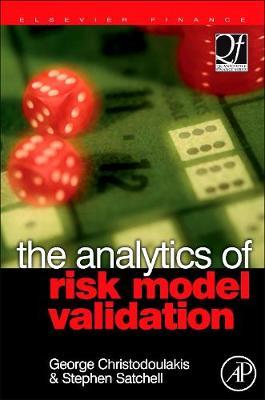 The Analytics of Risk Model Validation - Quantitative Finance (Hardback)
