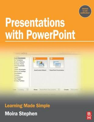 Presentations with PowerPoint (Paperback)