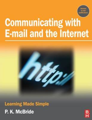 Communicating with Email and the Internet (Paperback)