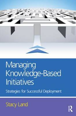Managing Knowledge-Based Initiatives (Paperback)