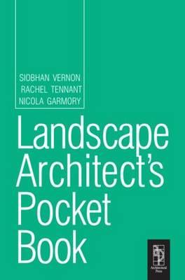 Landscape Architect's Pocket Book (Paperback)