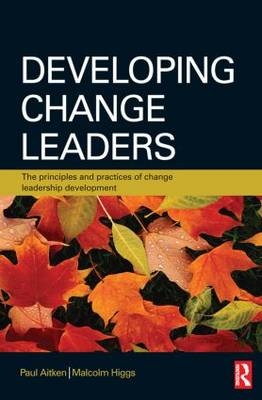 Developing Change Leaders (Paperback)