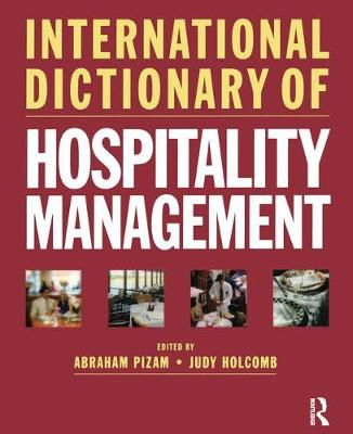 International Dictionary of Hospitality Management (Paperback)