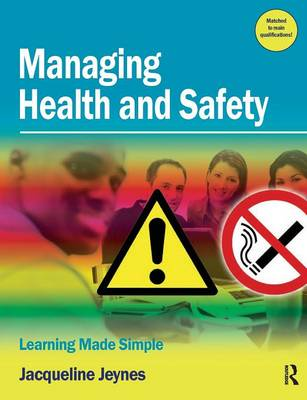 Managing Health and Safety (Paperback)