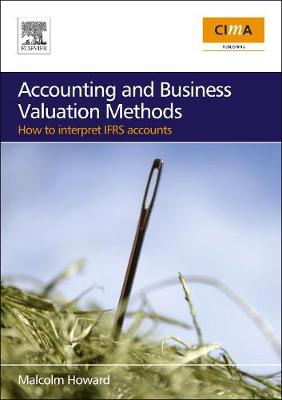 Accounting and Business Valuation Methods: how to interpret IFRS accounts (Paperback)
