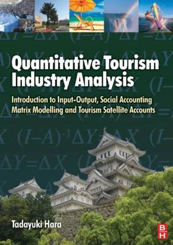 Quantitative Tourism Industry Analysis (Hardback)