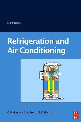 Refrigeration and Air-Conditioning (Hardback)