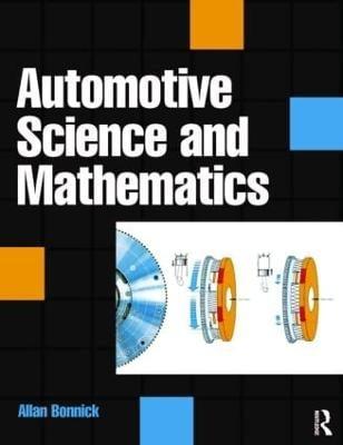 Automotive Science and Mathematics (Paperback)