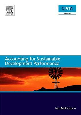 Accounting for sustainable development performance (Paperback)