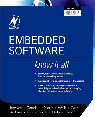 Embedded Software: Know It All - Newnes Know it All (Paperback)