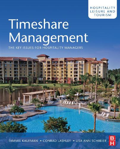 Timeshare Management (Paperback)