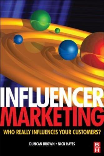 Influencer Marketing (Paperback)
