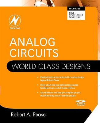 Analog Circuits - World Class Designs (Paperback)
