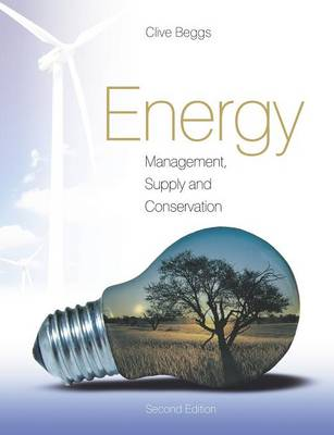 Energy: Management, Supply and Conservation (Paperback)